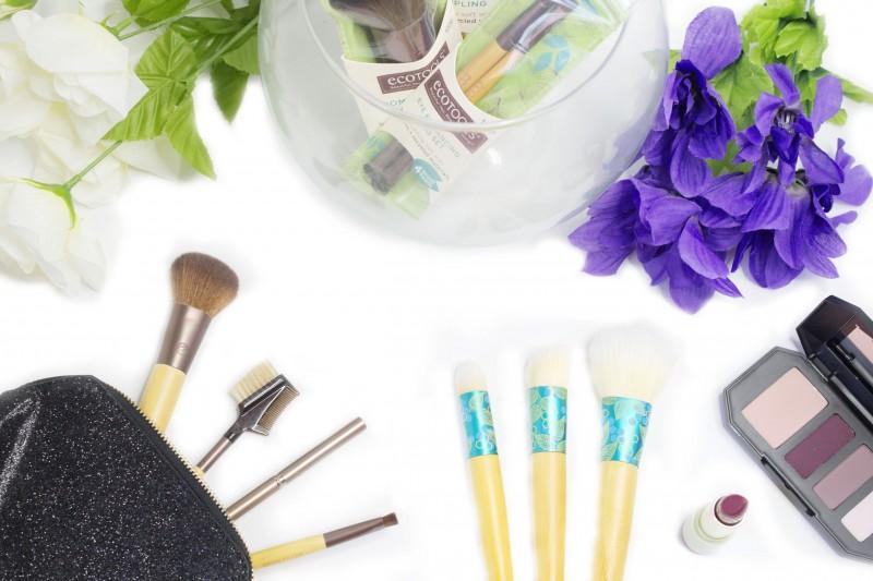 EcTools makeup brushes