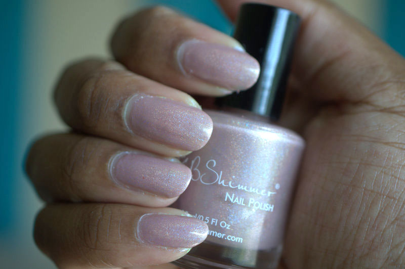 KBShimmer That's Nude To Me