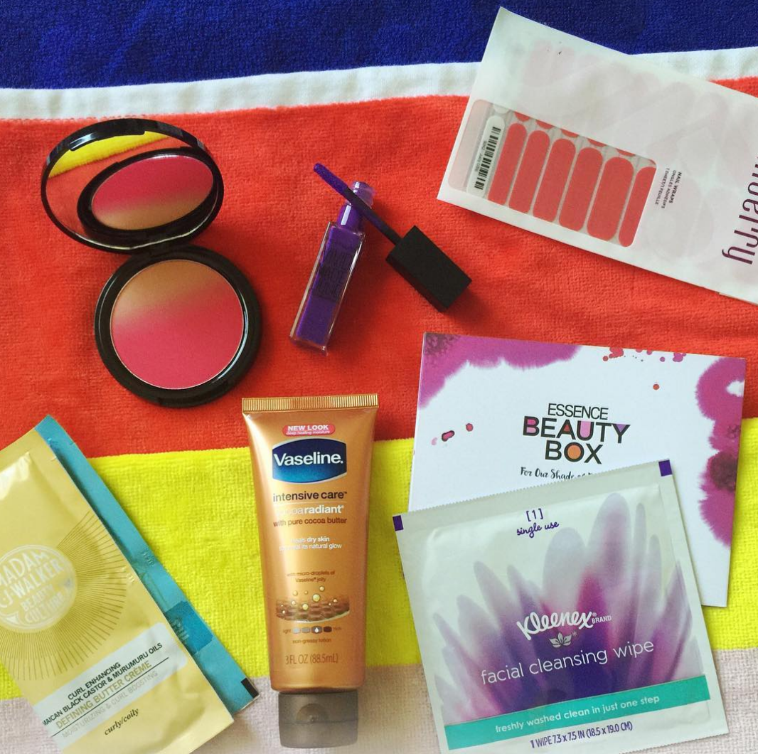 Essence Beauty Box - June