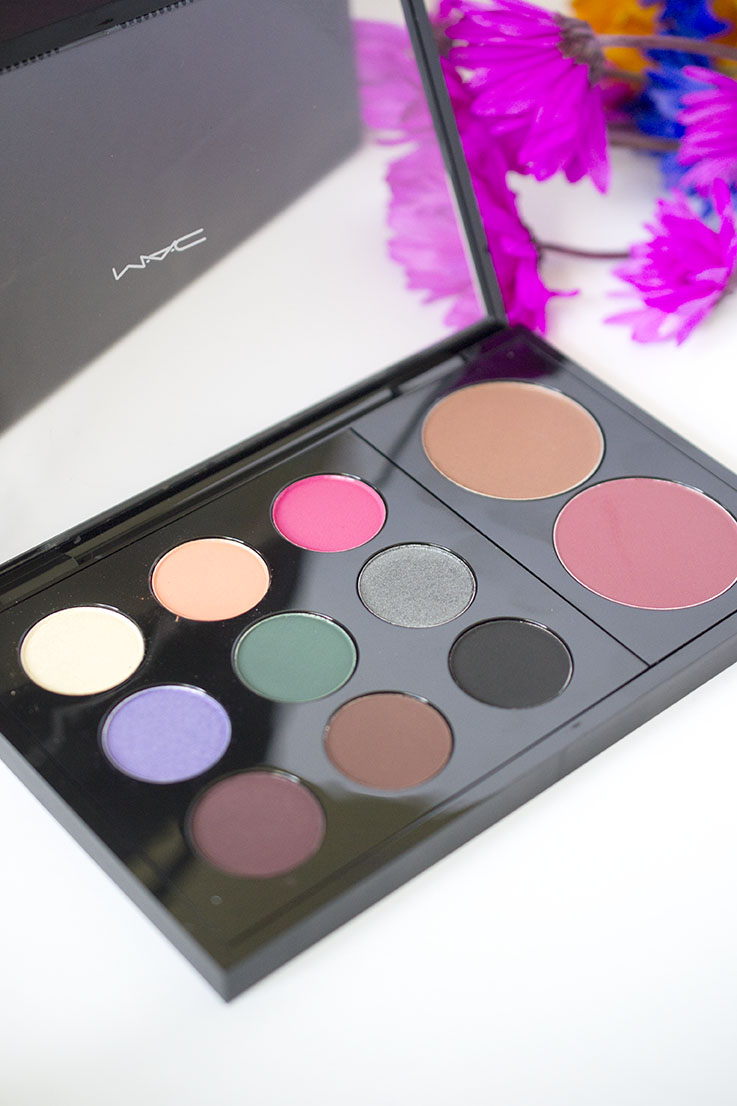 MAC Cosmetics makeup