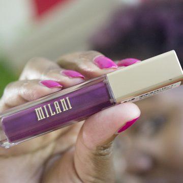 Milani Amor Matte Metallic Lip Cremes