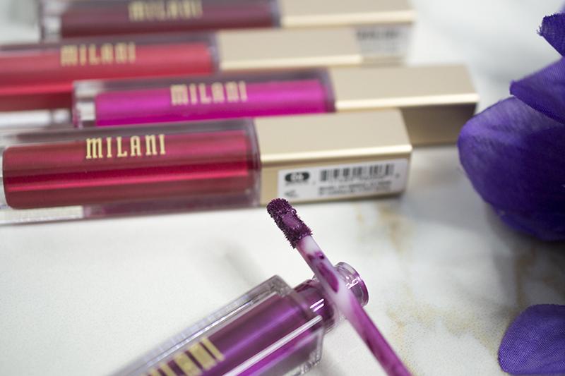 Milani Metallic Lip Cremes