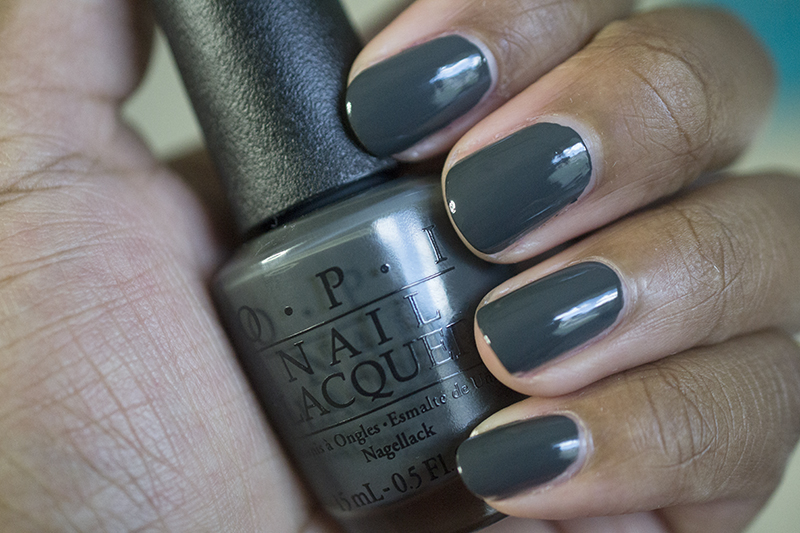 OPI Live in the Gray