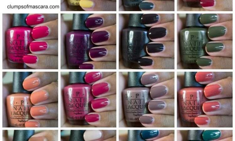 OPI DC collection review