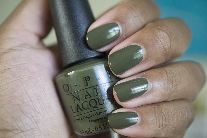OPI Suzi-The First Lady of Nails