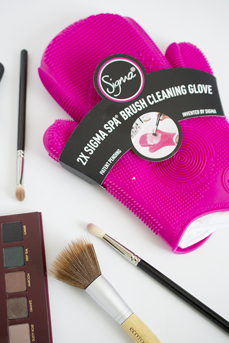 Sigma Brush Glove review