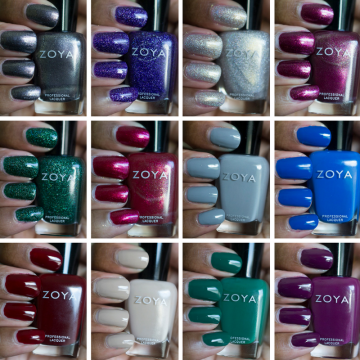 Zoya Urban Grunge Collection