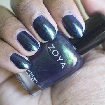zoya olivera nail polish