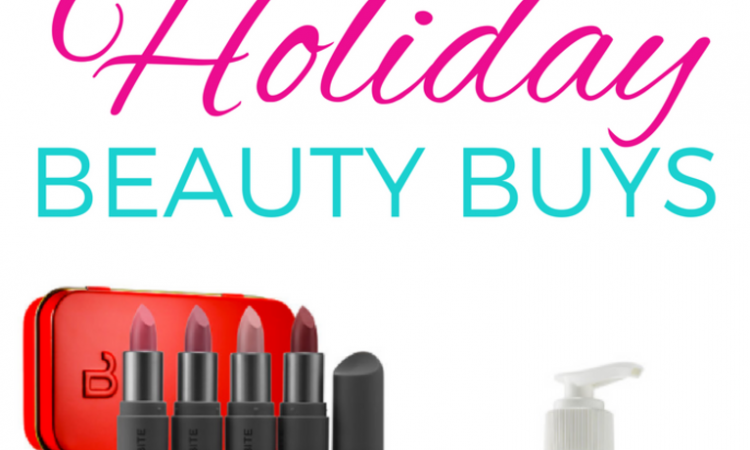 Best Holiday Beauty Buys
