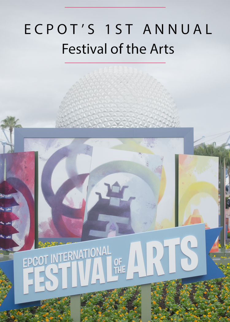1st Annual Festival of the Arts