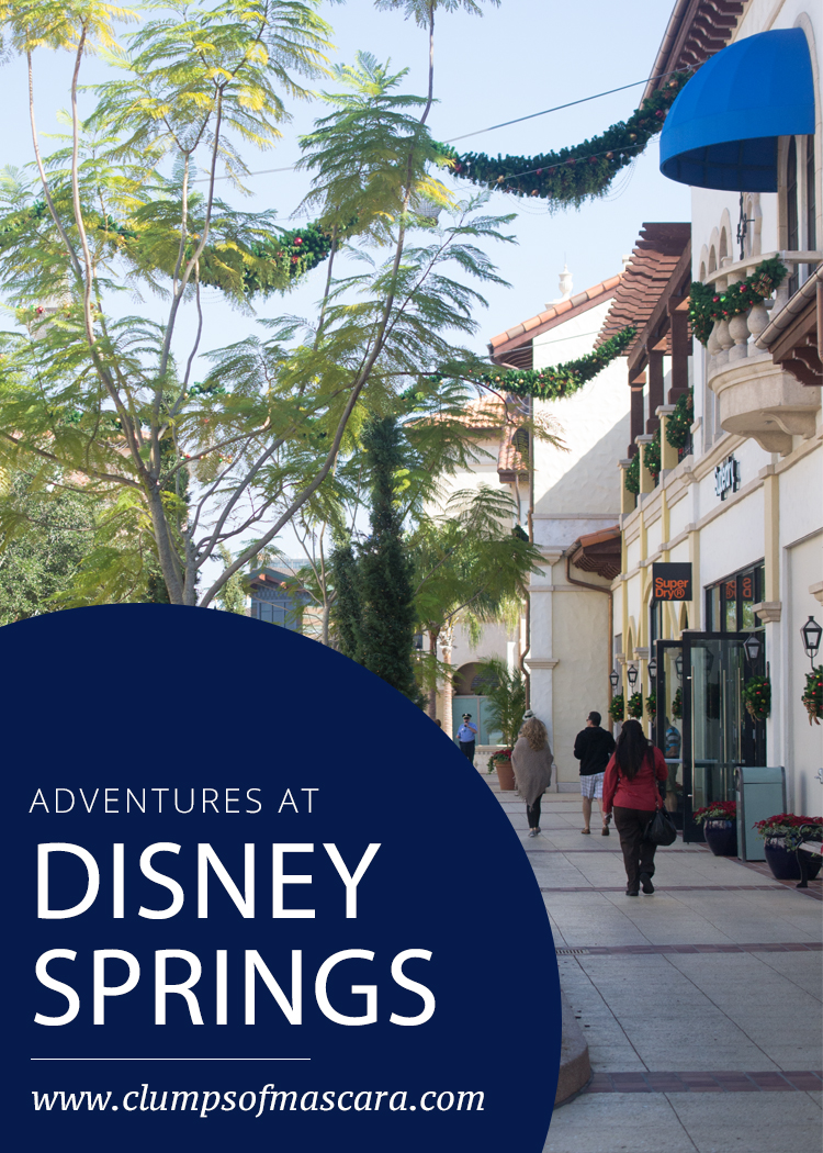 Disney Springs Adventures