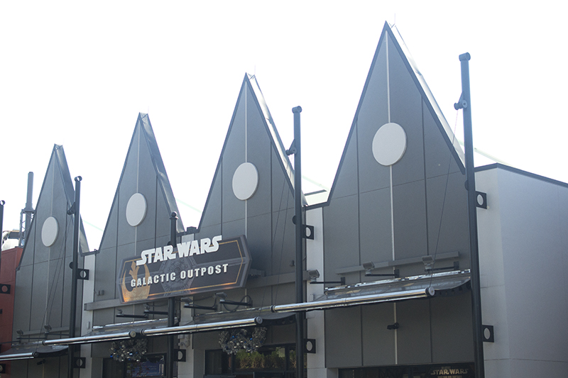 Star Wars Disney Springs