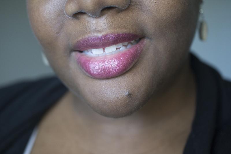ZOYA Brooke lipstick