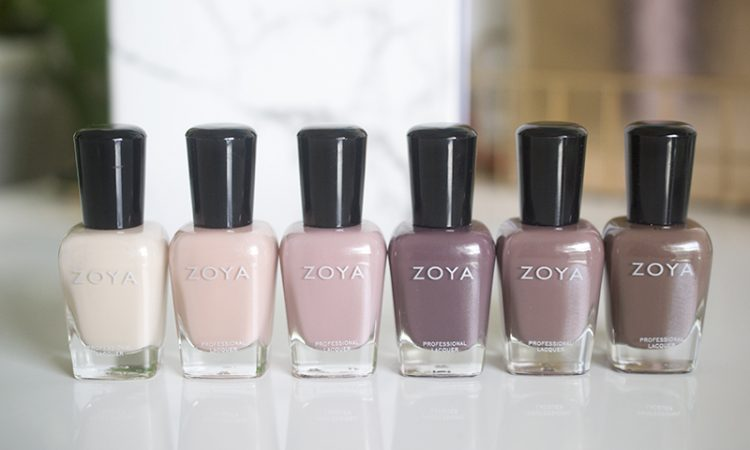 ZOYA Naturel 3 Collection and Candy