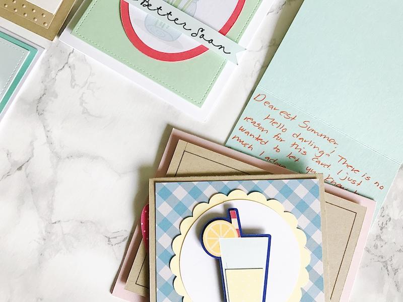 Homemade Letter