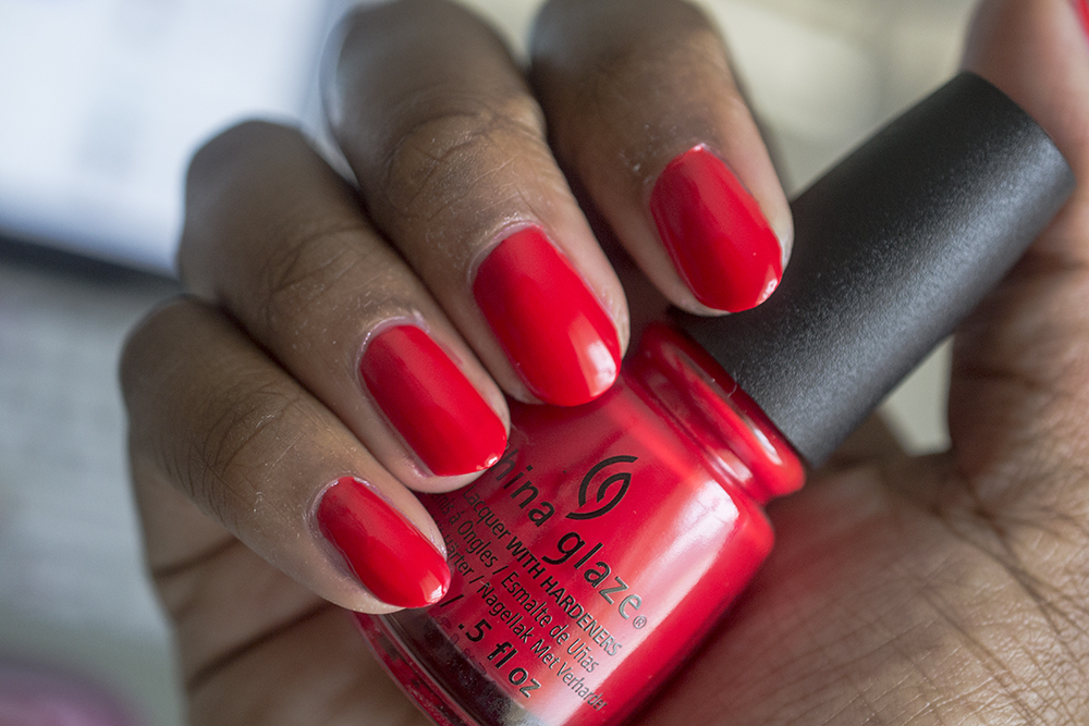 China Glaze Flame-Boyant