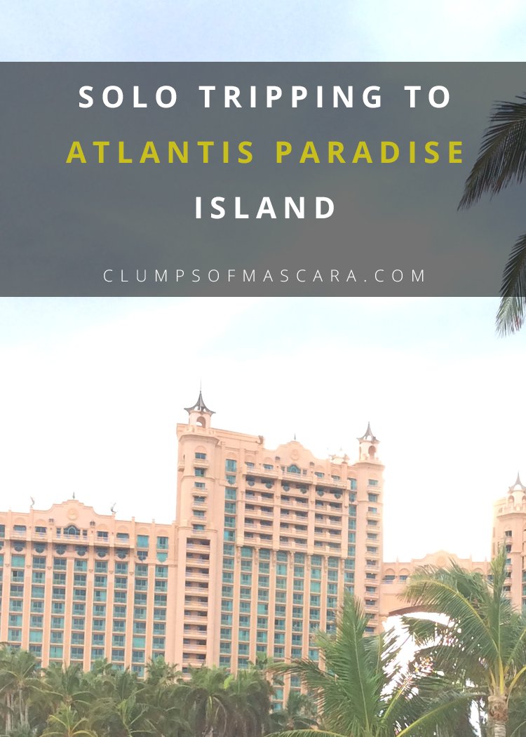 Solo trip to Atlantis