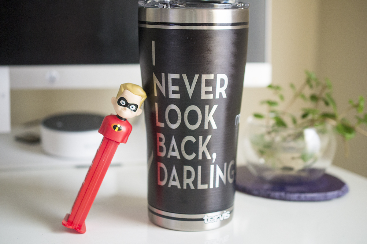 Tervis Incredibles 2 Edna Tumbler