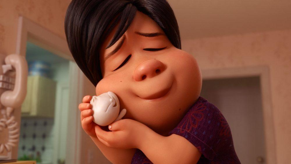 Pixar Bao