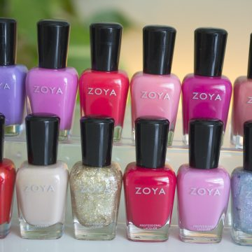 Zoya Sunshine Collection