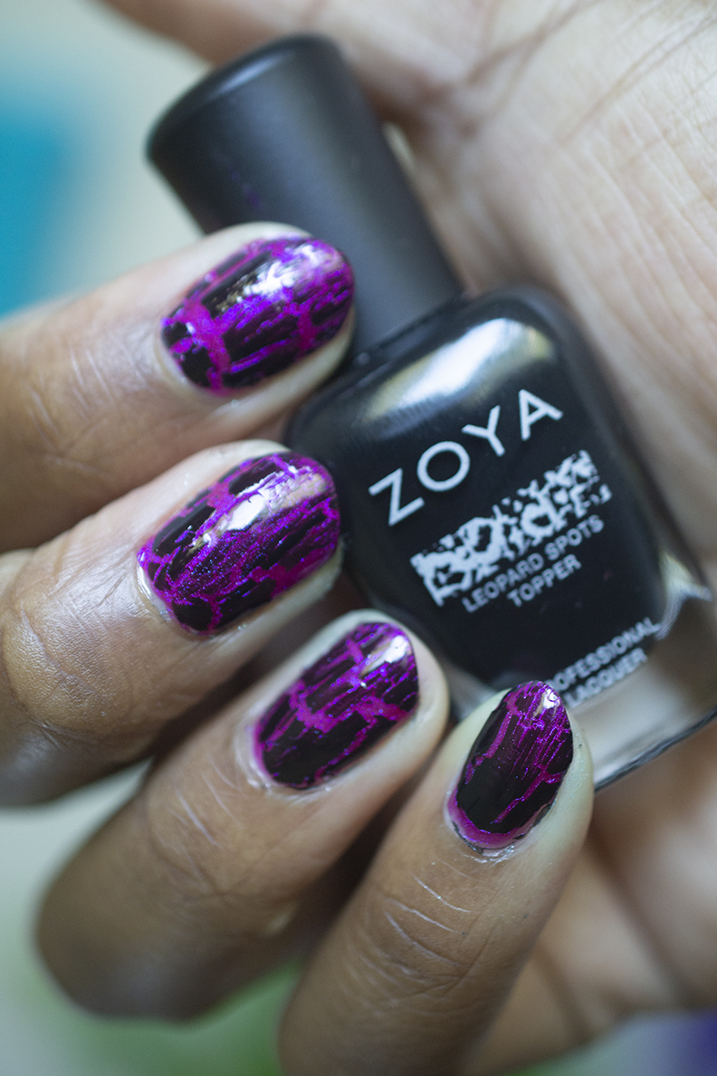 Zoya Taryn with Spots